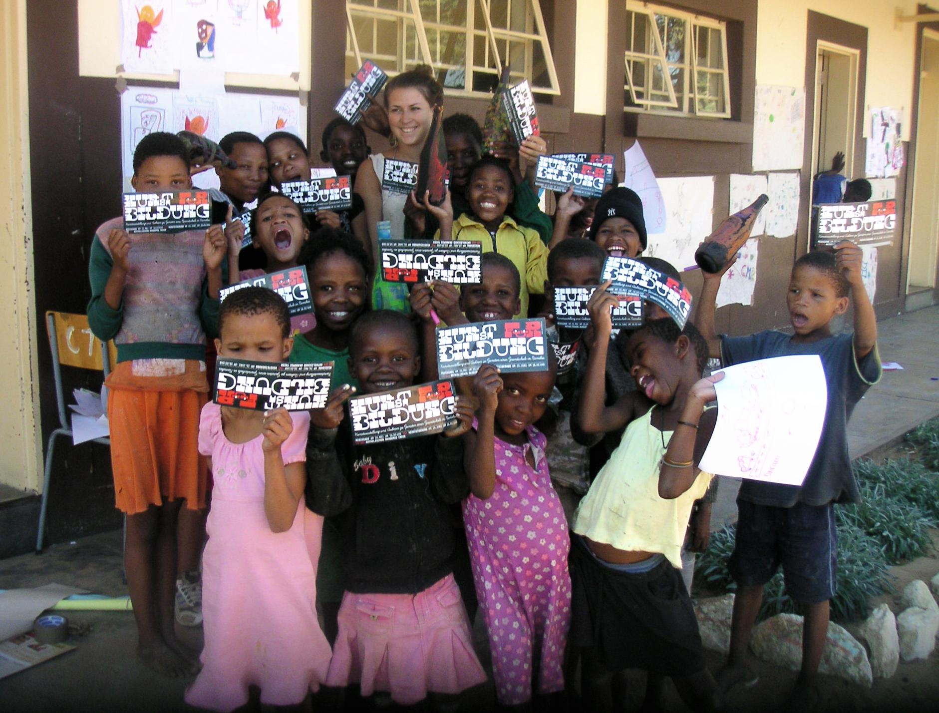 Mphe Thuto Kinder